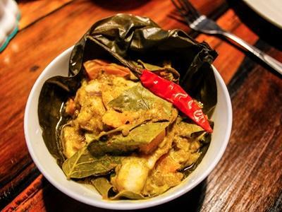 柬埔寨道地魚類菜色