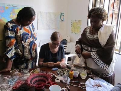Projects Abroad在非洲的小型融資實習項目
