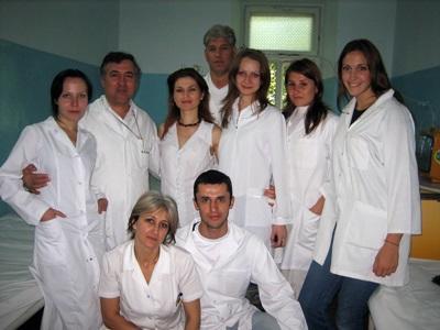 歐洲醫學項目單位的員工