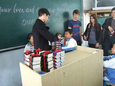 Projects Abroad亞洲教學志工項目