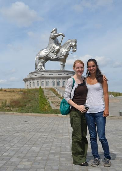 Projects Abroad志工參與亞洲項目期間遊覽當地的風景名勝