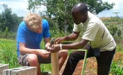 志工參與Projects Abroad牙買加建設項目