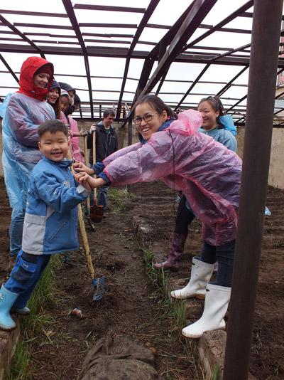 在蒙古的短期海外志工工作機會