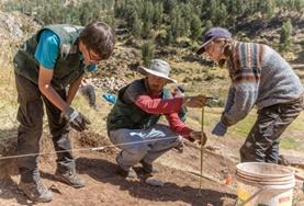 國際志工 考古學項目