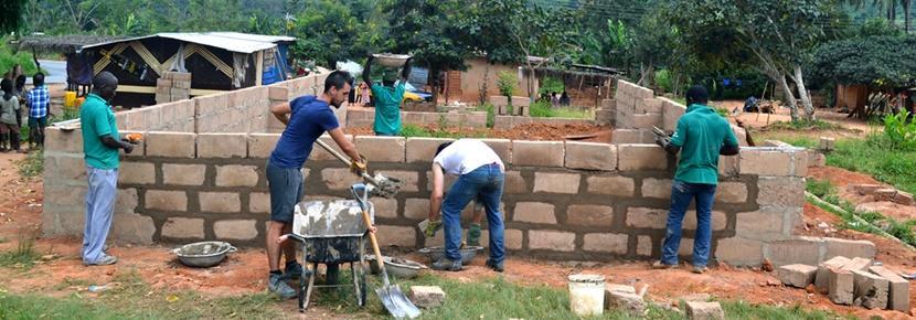 志工參與海外建設項目為社區帶來改變