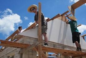 Volunteer 建設項目