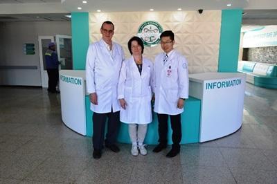蒙古和國際心理學專家聚集在亞洲蒙古的精神健康護理中心