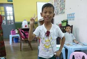 國際志工 缅甸