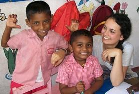 國際志工 斯里蘭卡