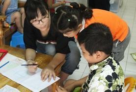 國際志工 泰國