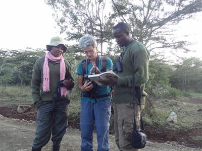 保護肯雅的自然生態