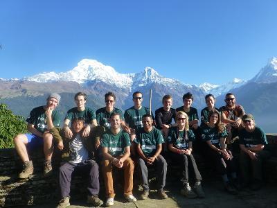 志工參與Projects Abroad尼泊爾環境保護項目