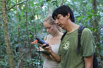 志工參與秘魯環保項目,深入雨林進行考察和研究