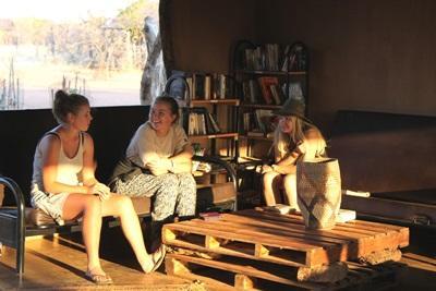 南非及博茨瓦納環保項目的野生生態觀賞
