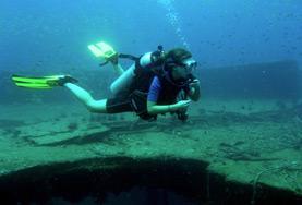 國際志工 潛水及海洋環境保護項目