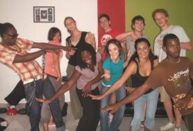 國際志工 創意及表演藝術