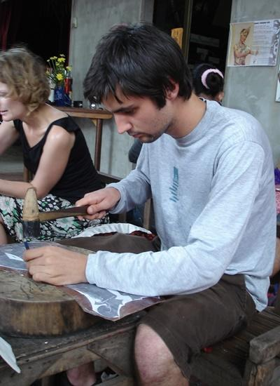 志工參與柬埔寨高棉文化及社區項目