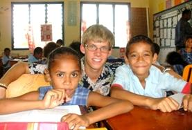 Volunteer 斐濟