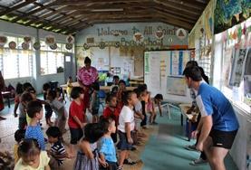 國際志工 文化及社區項目