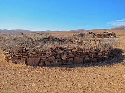 摩洛哥的沙漠地帶就是參與社區文化項目志工的居所