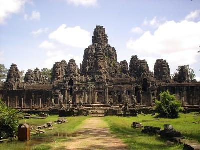 志工有機會在柬埔寨遊覽宏偉的吳哥窟