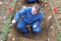國際志工 考古學志工營