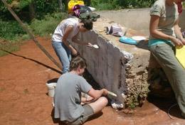 國際志工 社區建設志工營