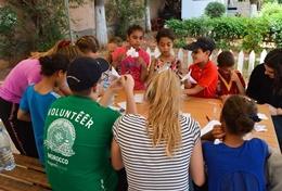 國際志工 關愛志工營