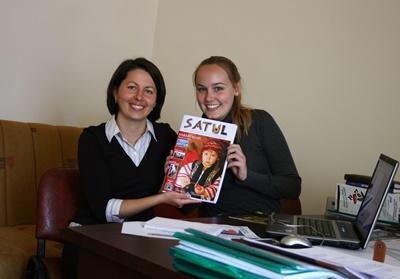 為高中生設計的羅馬尼亞新聞志工營