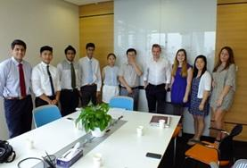 國際志工 法律商業志工營