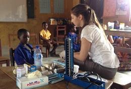 國際志工 醫療及保健志工營