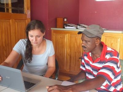 國際發展項目實習生參與災害管理工作,協助Richmond當地社群制定災害應對計劃