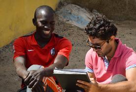 國際志工 小型融資項目