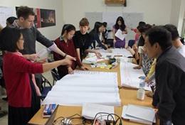 國際志工 國際發展項目