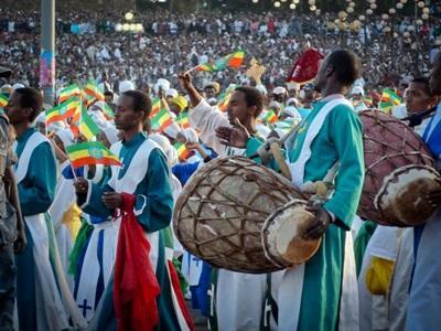 非洲埃塞俄比亞的傳統慶節