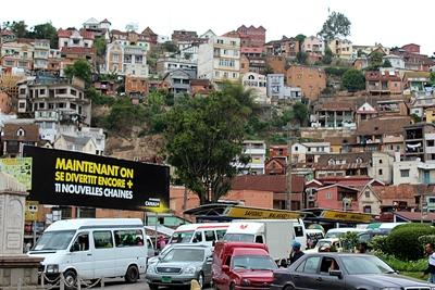 Projects Abroad志工可以選擇在馬達加斯加的小鎮學習法語