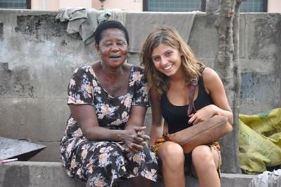 參與Projects Abroad語言課程在加納學習契維語