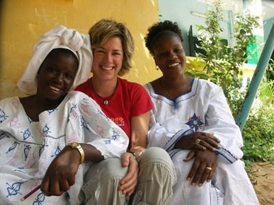 參與Projects Abroad項目在塞內加爾學習沃洛夫語