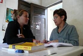 國際志工 語言課程