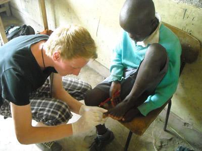 醫科生參與Projects Abroad的肯雅選修項目