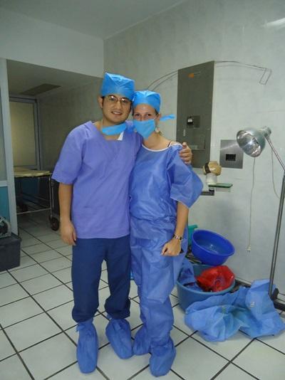 Projects Abroad在墨西哥的醫學選修項目