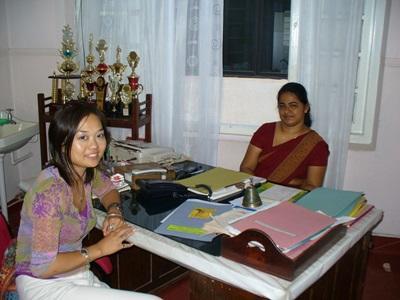 Projects Abroad在斯里蘭卡的助產選修項目