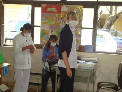 Projects Abroad在玻利維亞的護理選修項目