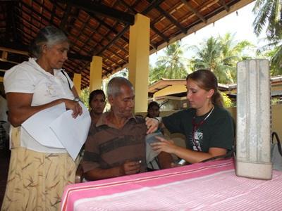 Projects Abroad在斯里蘭卡的護理選修項目