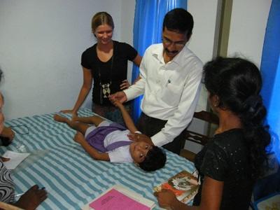 Projects Abroad在斯里蘭卡的物理治療選修項目