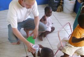 國際志工 牙買加