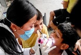 Volunteer 醫療及保健項目
