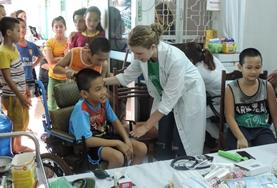 國際志工 越南