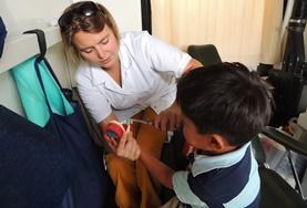 國際志工 玻利維亞