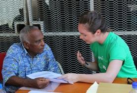國際志工 斐濟